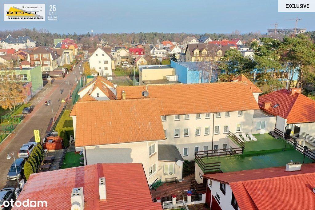 Dochodowy pensjonat w Pobierowie