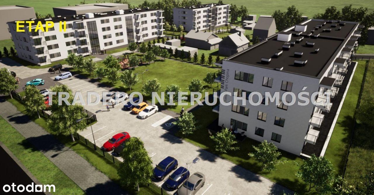 Mieszkanie, 49,60 m², Tomaszów Mazowiecki