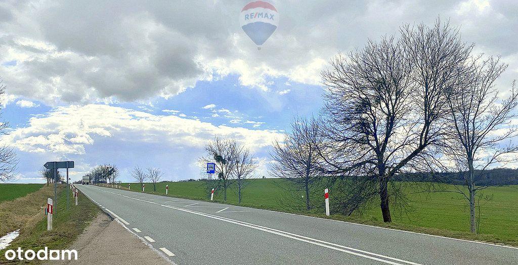 Mazury Pręgowo - grunt rolny o powierzchni 4,43 ha