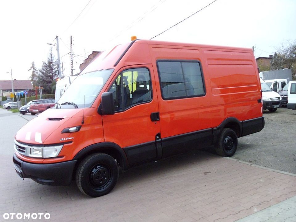 Iveco Turbo Daily - 1