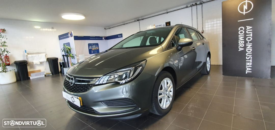 Opel Astra Sports Tourer 1.6 CDTI Edition S/S - 1