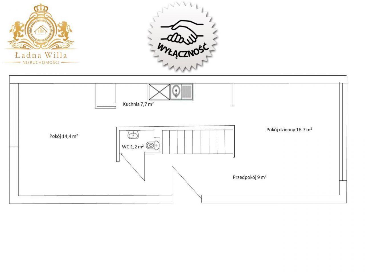 Mieszkanie, 96,50 m², Warszawa