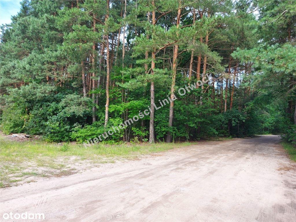 Działka, 2 068 m², Józefów