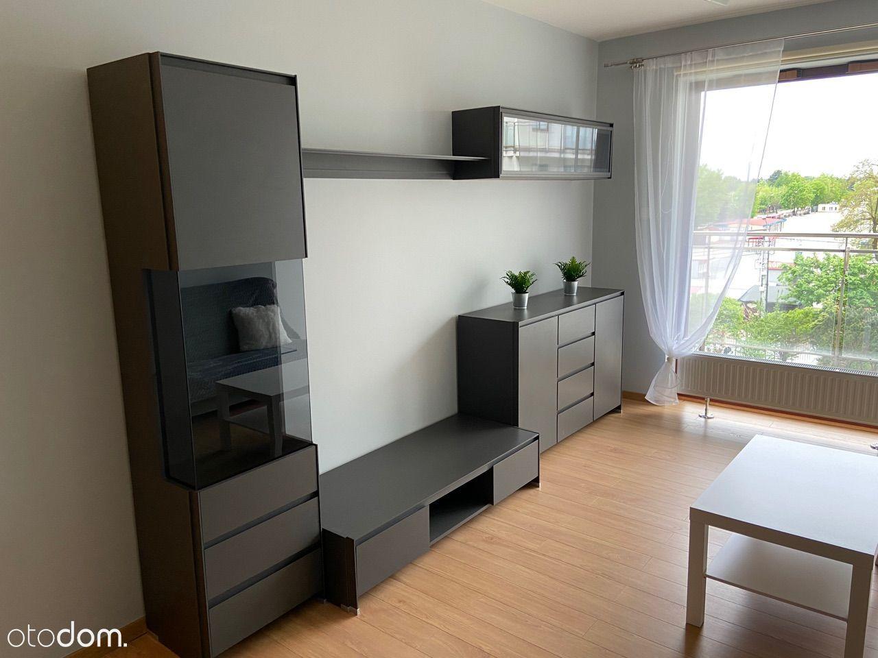Mieszkanie 44,48 m2 - Pruszków, PRZY PAŁACU