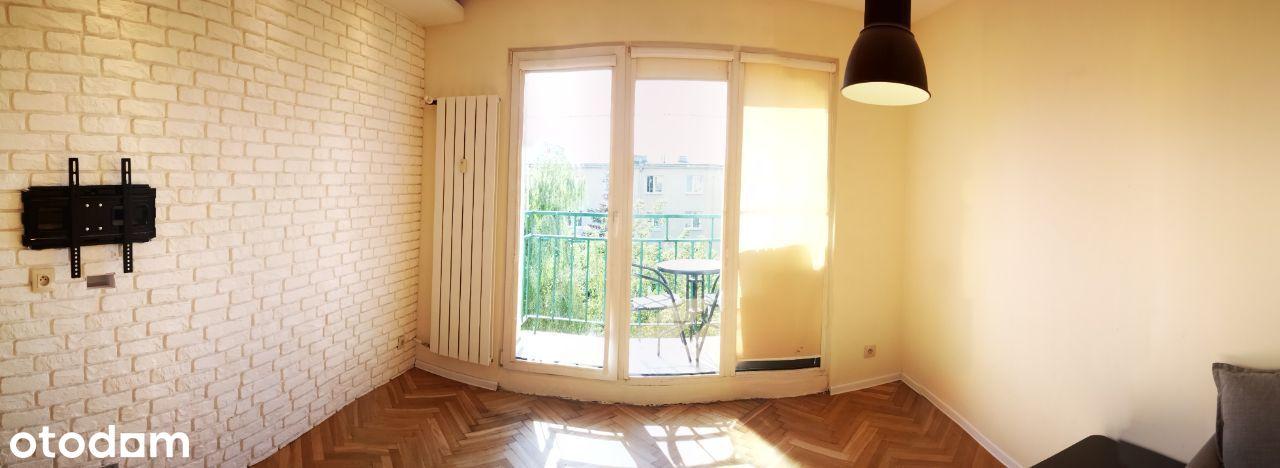 Koziny- mieszkanie M3 z balkonem po remoncie.