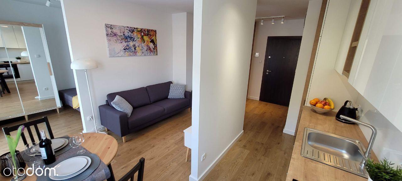 Nowe mieszkanie z otwartą sypialnią - Ruczaj | ENG