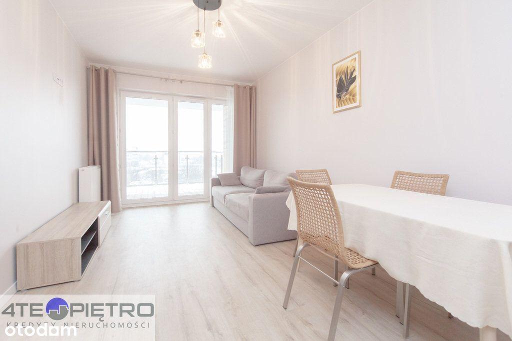 Nowe 2 pokoje z miejscem postojowym w cenie