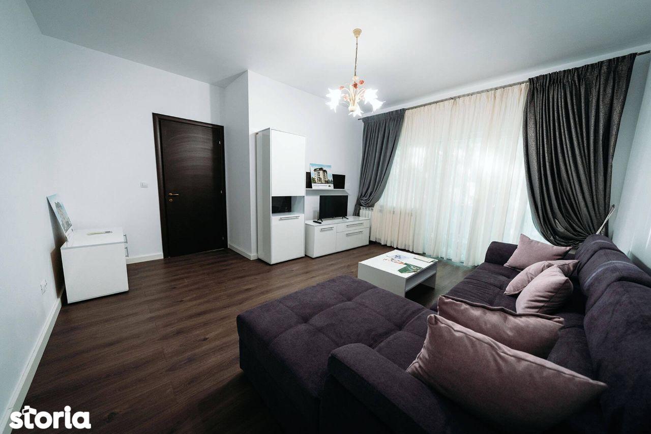 Apartament 2 cam • tip 5 •Evergreen • Direct la DEZVOLTATOR