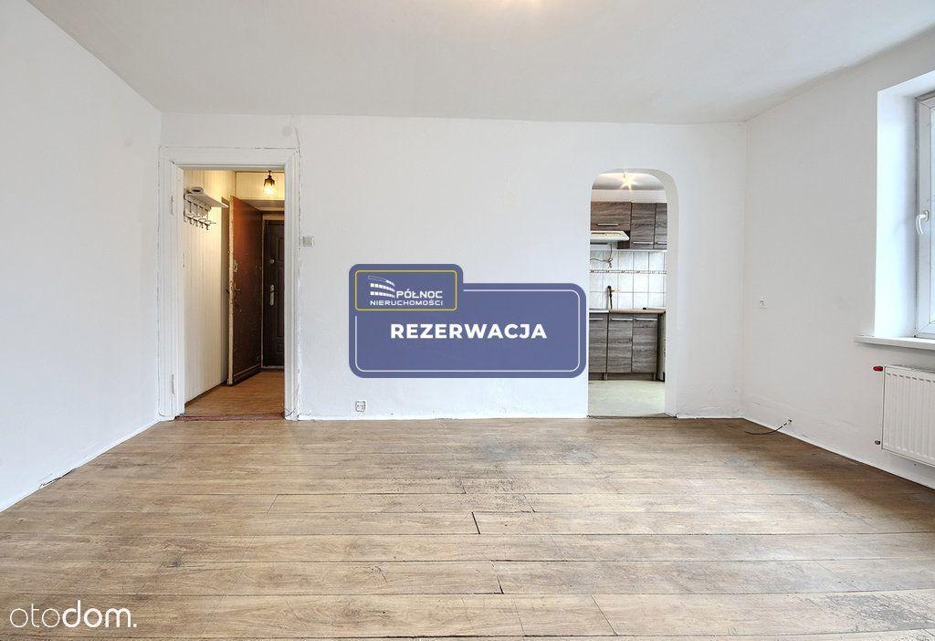 Wrzeszcz - dwa pokoje do remontu