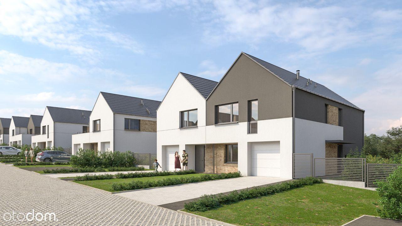 Komfortowe domy w zabudowie bliźniaczej