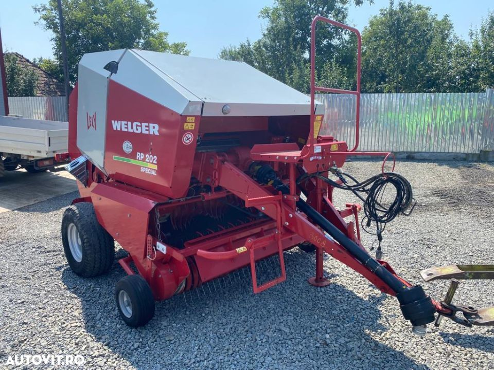 Lely Welger RP 202 special - 1