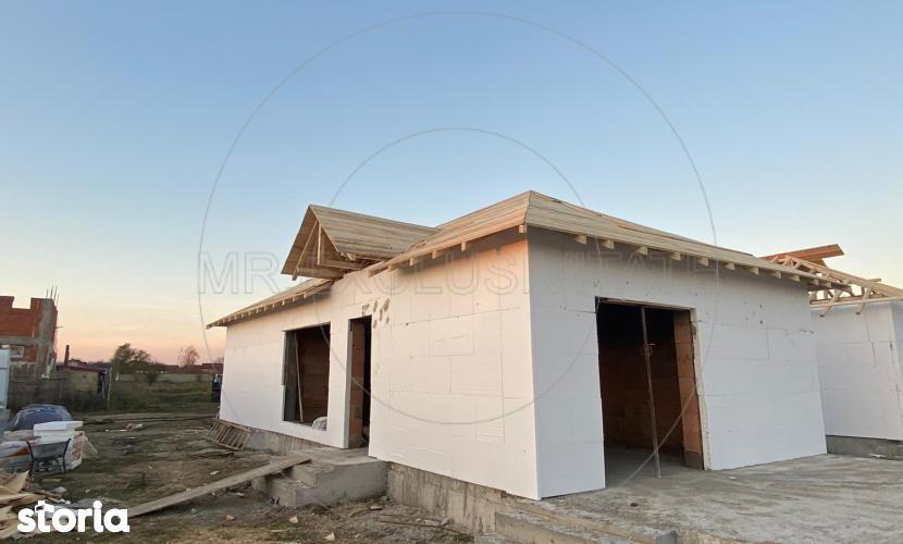 Casa Individuala Cornetu, constructie noua .