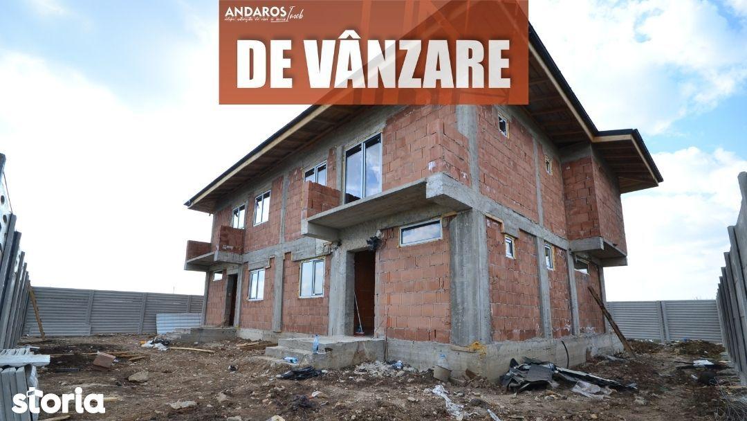 Duplex de vânzare Bragadiru, granita sector 5 București
