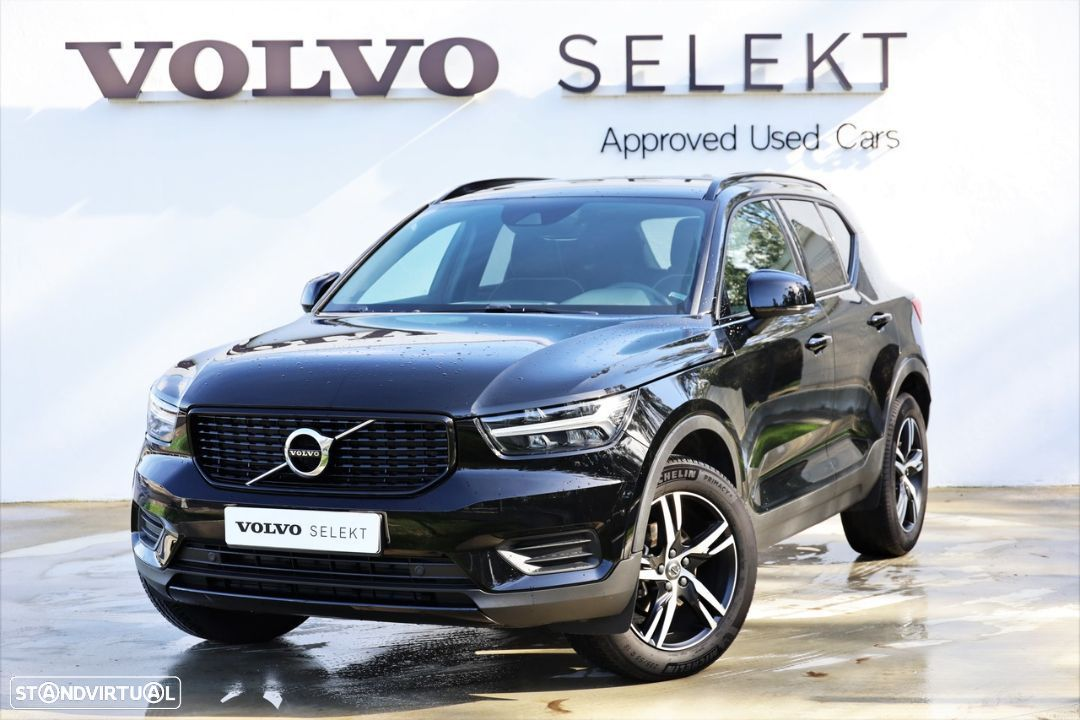 Volvo XC 40 2.0 D3 R-Design Geartronic - 31