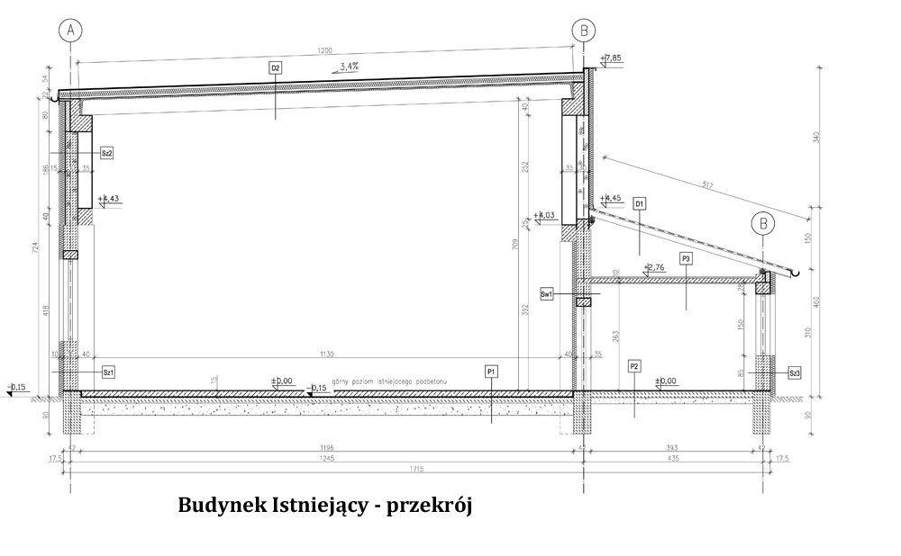 Hala (+ budowa drugiej rozpocz.), N. Huta, Kraków