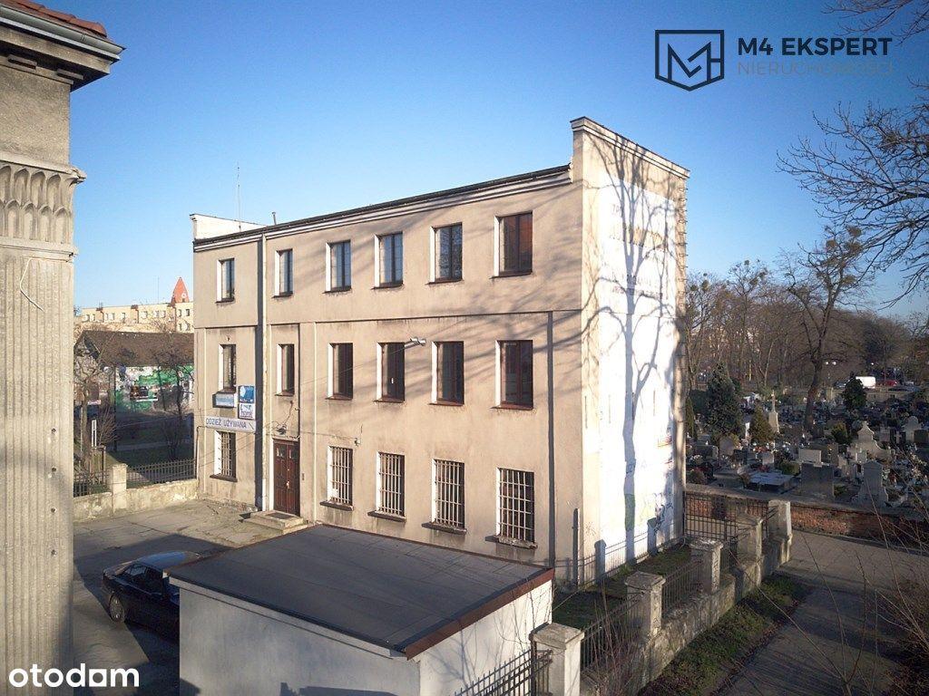 Budynek 216m2 - 6-9 lokali - Wrocławska