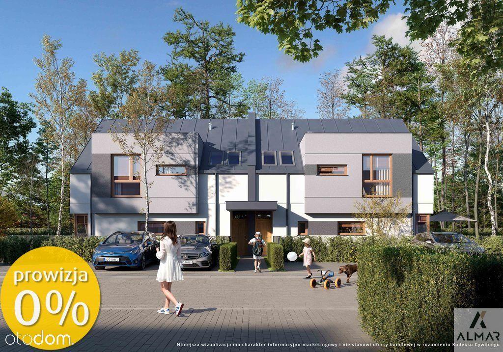 Kameralne osiedle domów na Wawrze