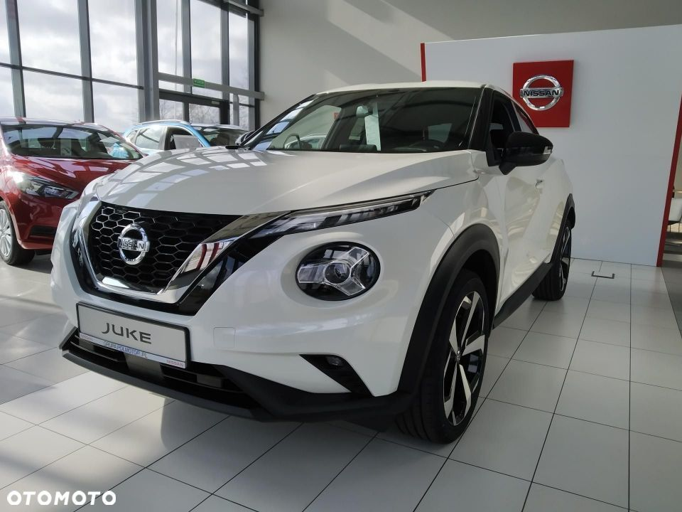 Nissan Qashqai N CONNECTA + Pakiet Design - 1