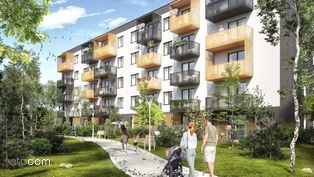 Nowa Inwestycja Apartamentowiec w Centrum Sosnowca