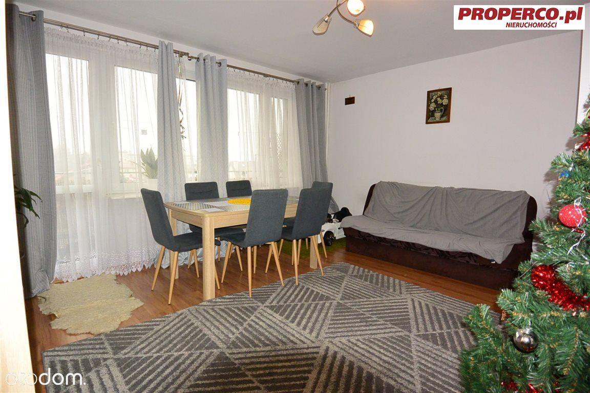 Mieszkanie 3-pok., 60.09m2, 3 piętro, Barwinek