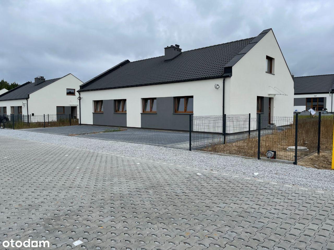 Dom parterowy 108 m2 - OSIEDLE NATURA