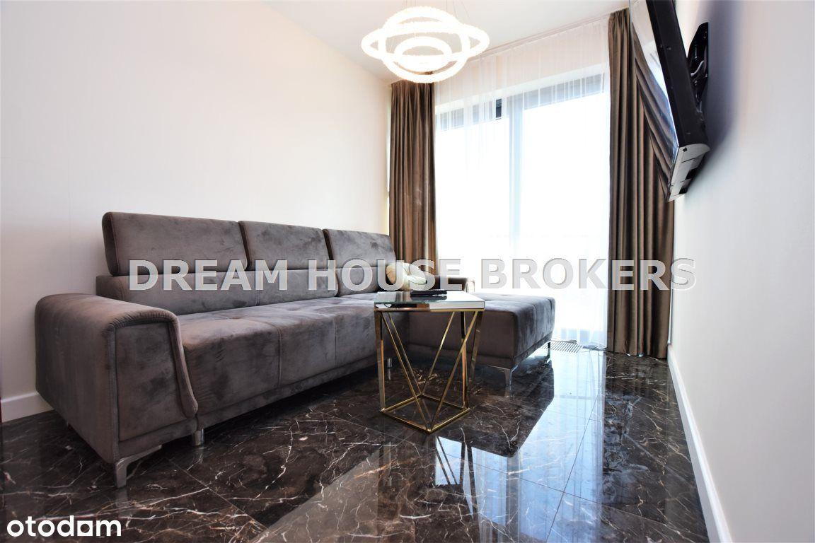 Luksusowy apartament 60m2, 3 pokoje Capital Towers