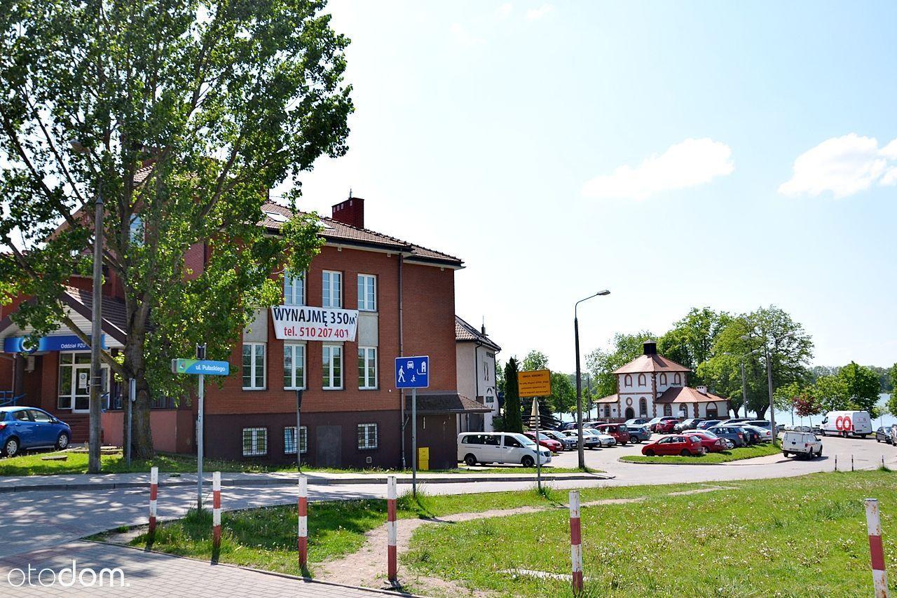 Biurowiec w centrum Ełku Wojska Polskiego