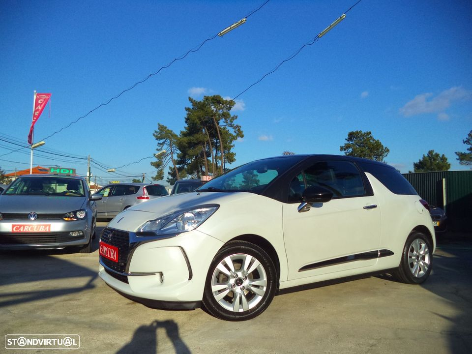 DS DS3 BE CHIC 1.6 HDI 100CV - 9