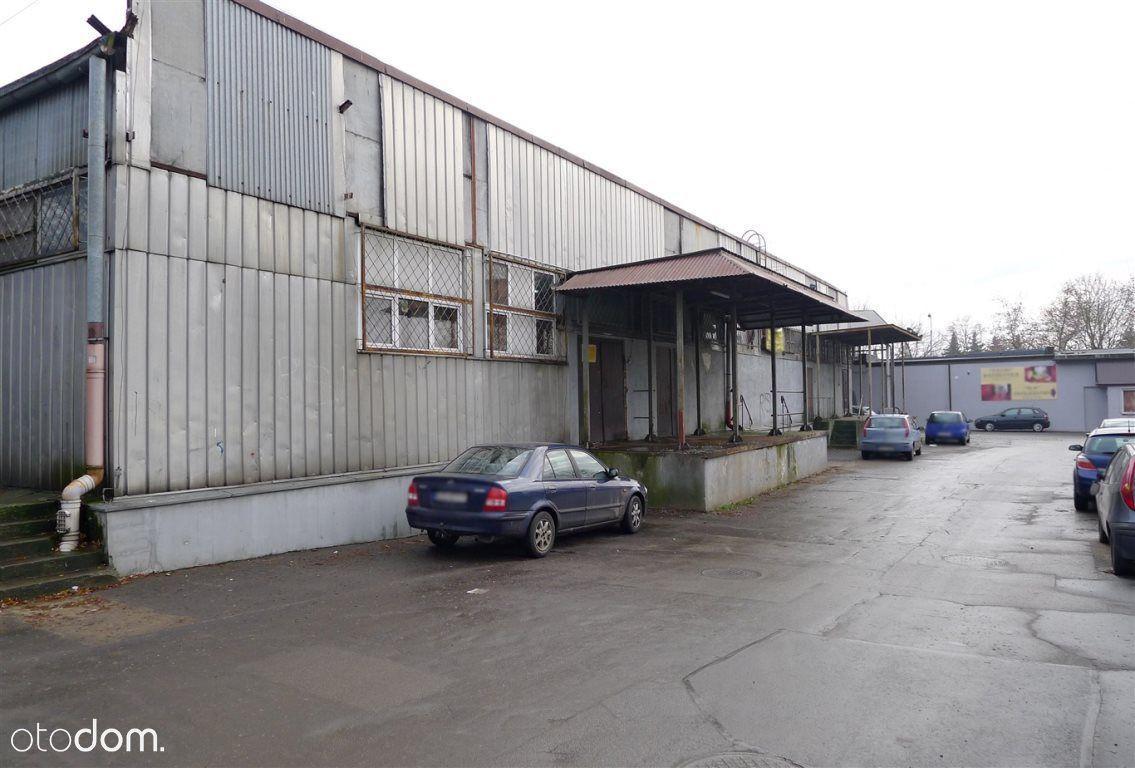 Budynek usługowo-produkcyjny; 488,59m2; Zgierz