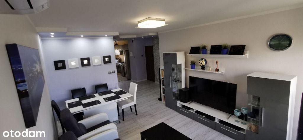 Sprzedam 3-pok. urządzone mieszkanie w Głogowie