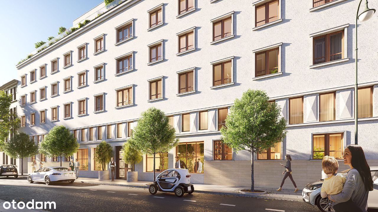 Luksusowy Apartament Noble Residence A101-M02