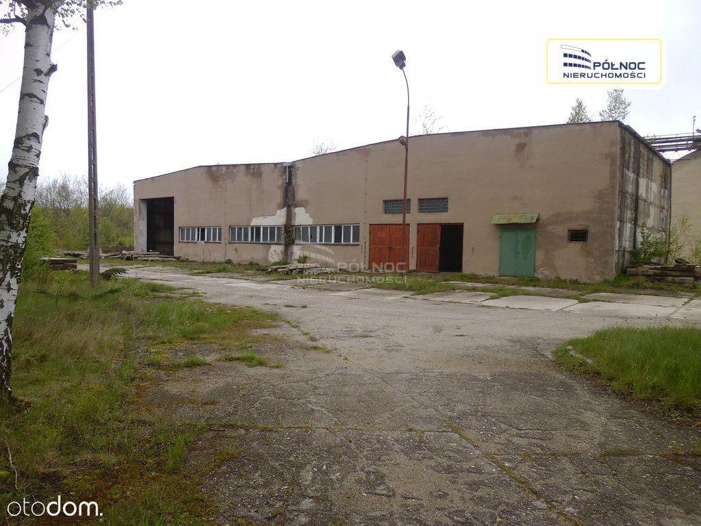Teren 1,57 ha na bazę dla firm przy Dk nr 94