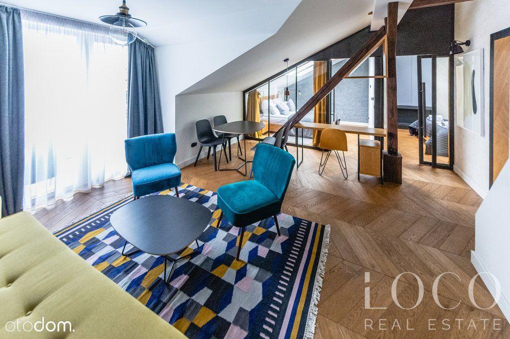 Designerski Apartament, wysoki standard-Podgórze