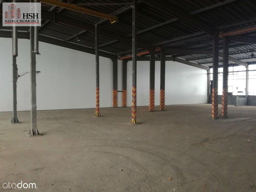 Skawina/Centrum/działka 1,1680 Ha/2280 m2 Hala
