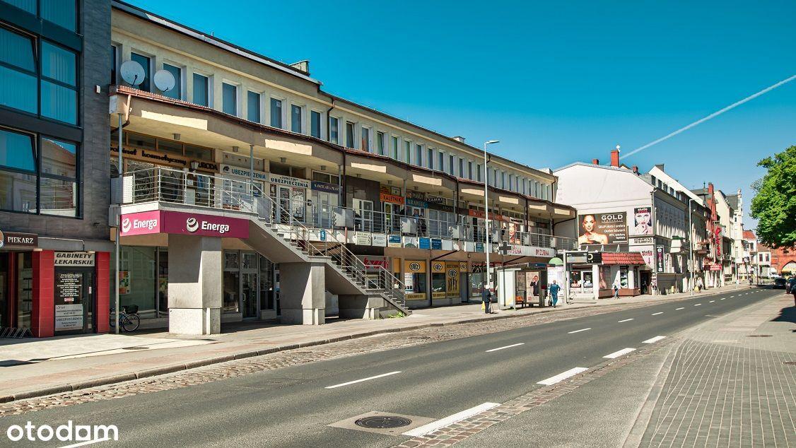 Lokale handlowo-usługowe 407 m² Słupsk ul. Tuwima