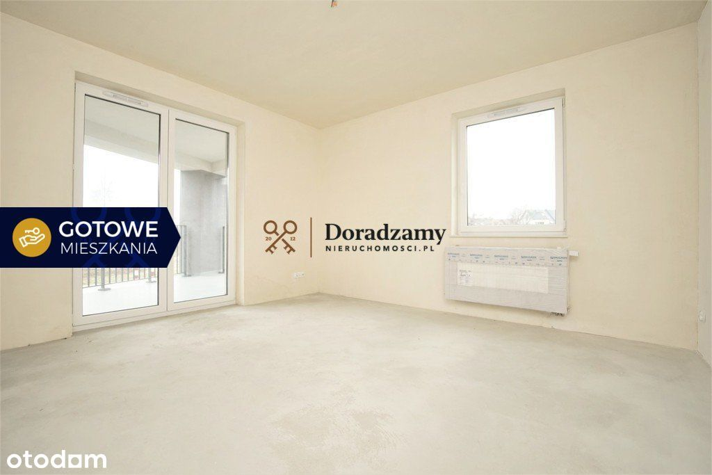 Gotowe 3 Pokojowe Mieszkanie w Stanie Deweloperski