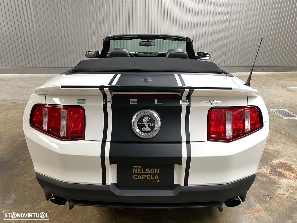 Ford Mustang GT500 Cabrio 5.4 V8 Supercharged - 8