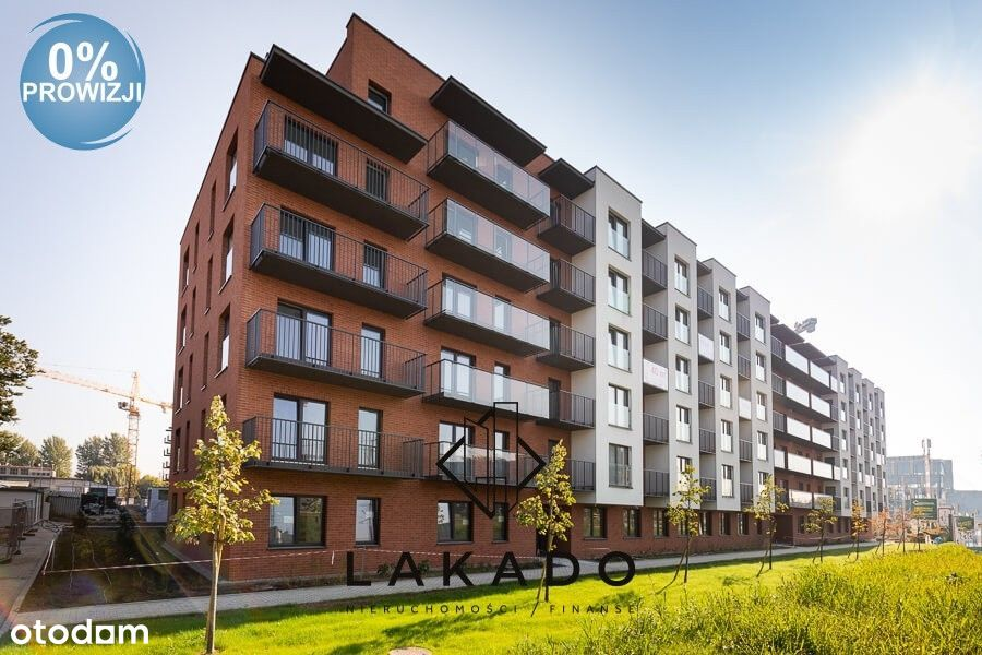 Mieszkanie - Kraków Zabłocie