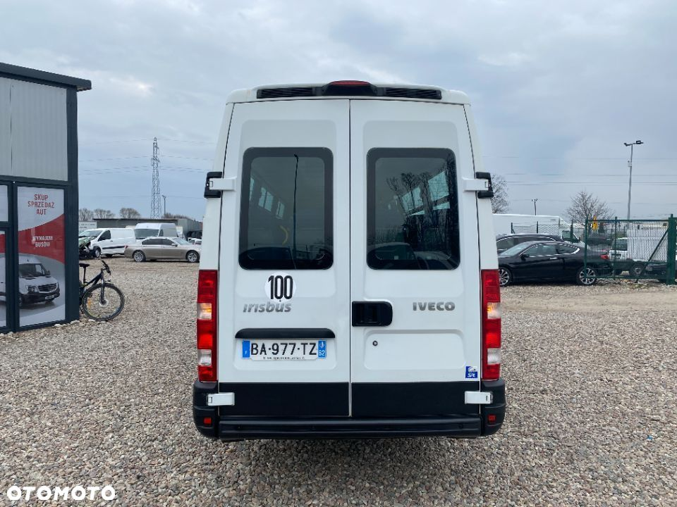 Iveco Daily  WAY 3.0 180KM 50C18 23 osobowy, - 3
