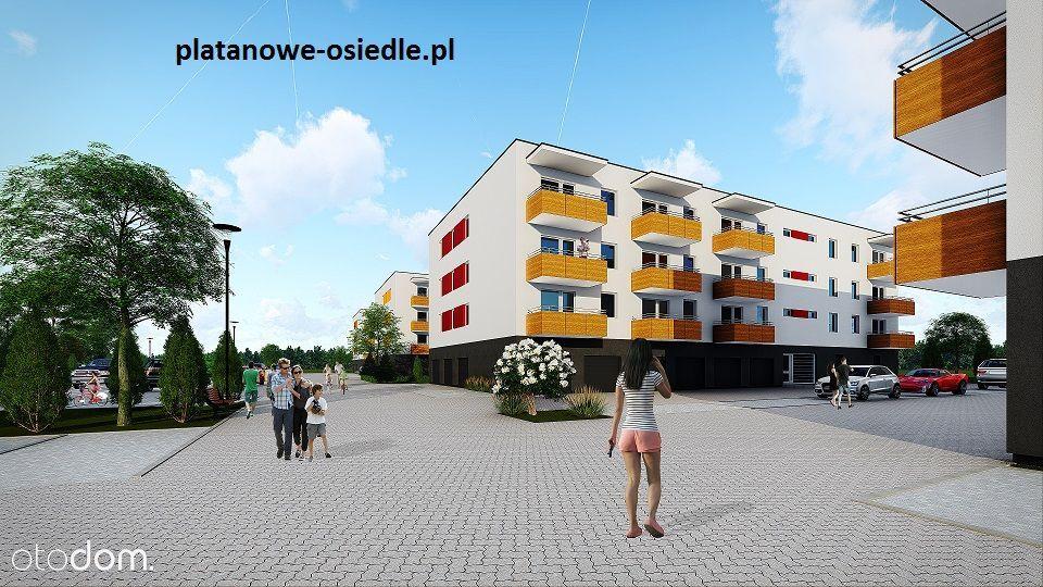Nowa inwestycja, mieszkania na Osiedlu Platanowym