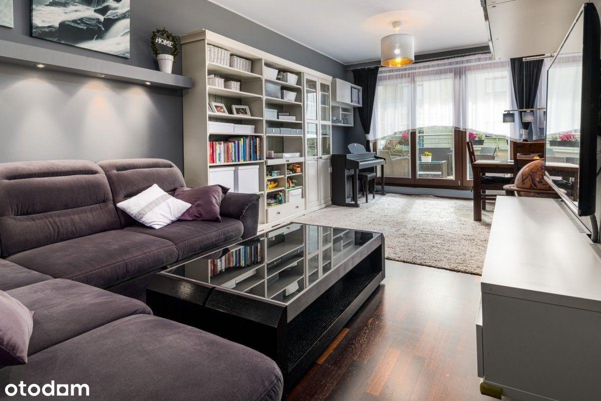 Wygodne, nowoczesne mieszkanie w spokojnej okolicy