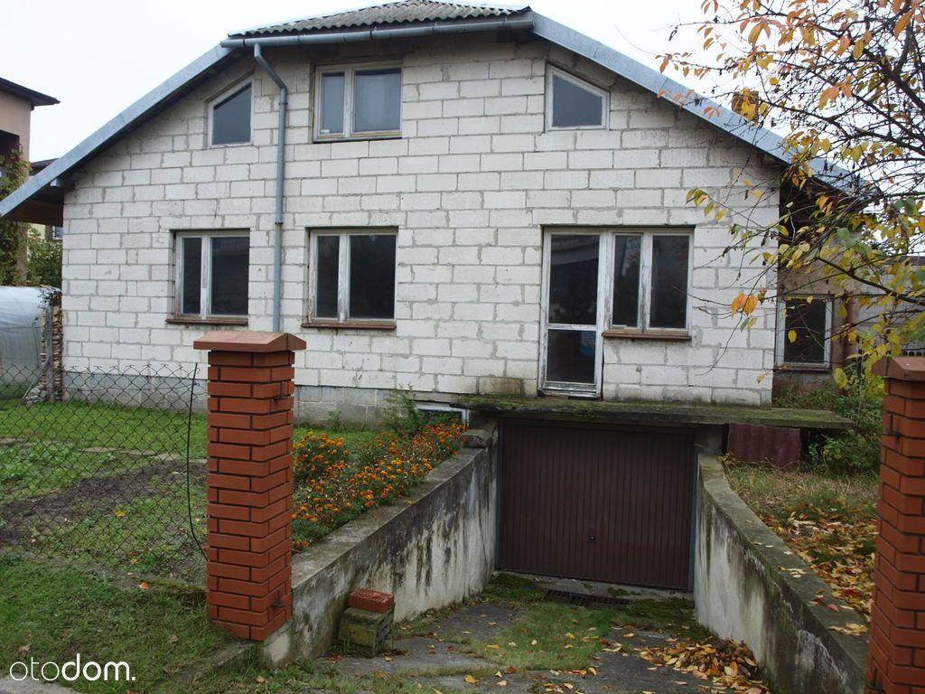 Sprzedam dom przy ul. Juliusza Osterwy