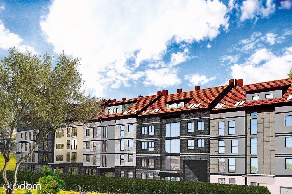 Stara Mleczarnia - mieszkanie 3 pok. w Trzebnicy