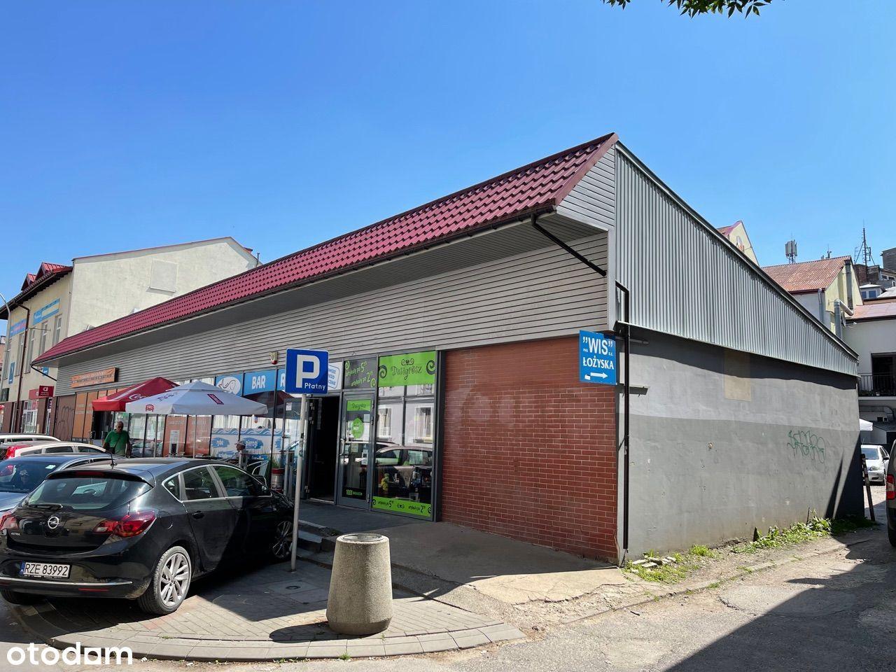 Lokal handlowo-usługowy Centrum Żeromskiego