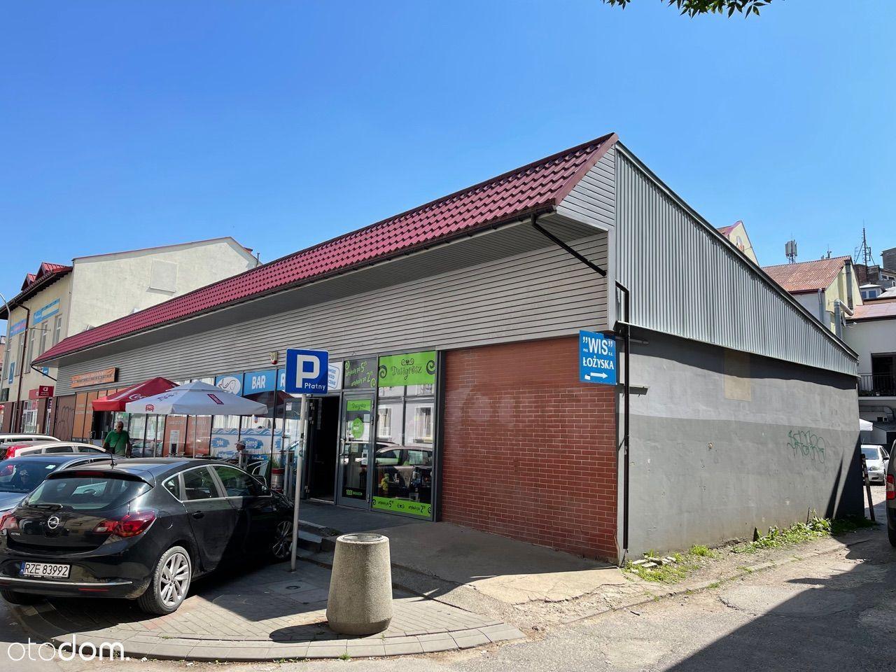 Lokal handlowo-usługowy Centru Żeromskiego Pawilon