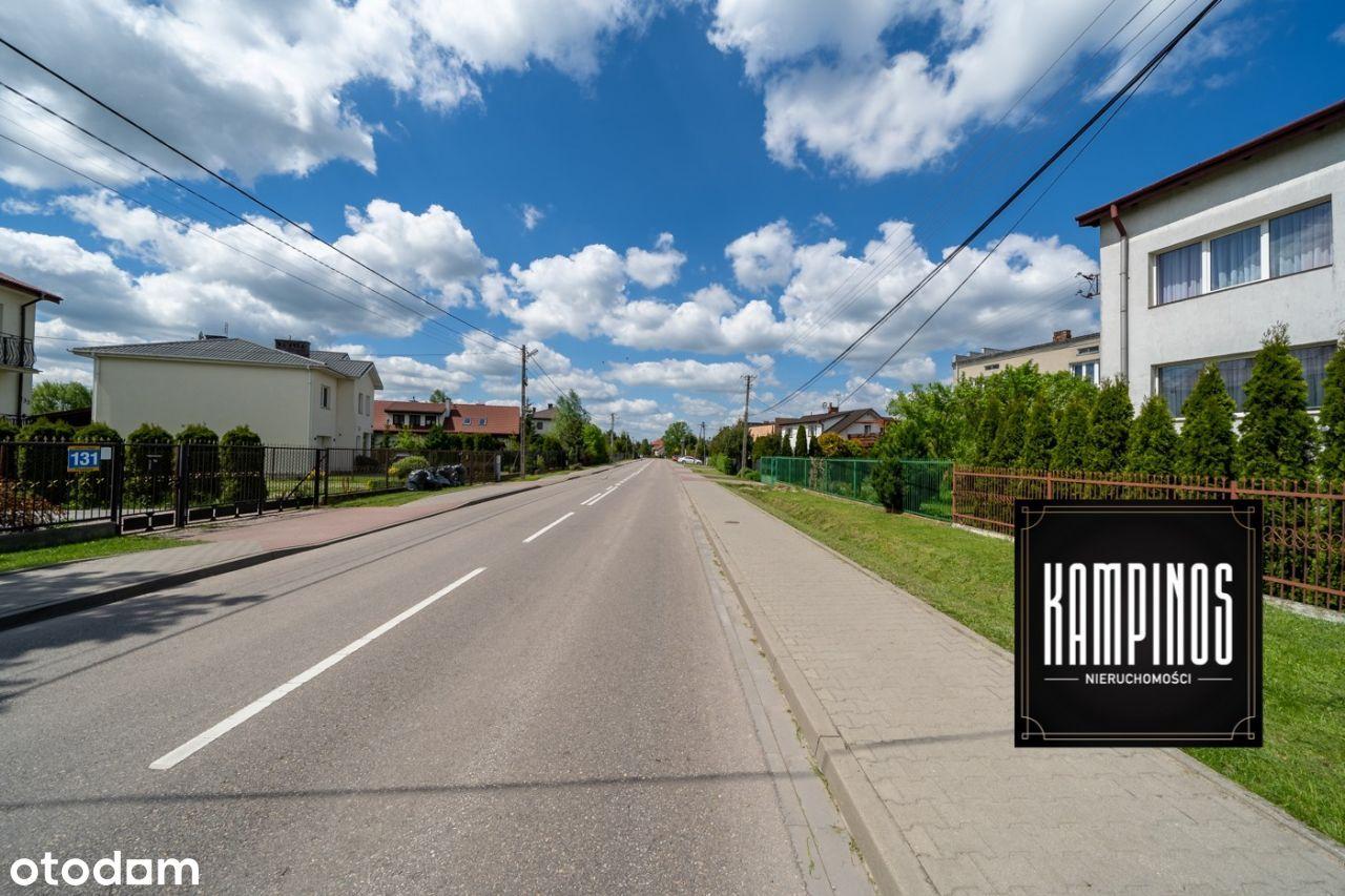 Lokal użytkowy, 74 m², Truskaw