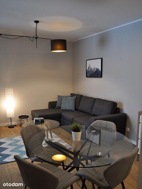 Apartament na nowoczesnym osiedlu GARNIZON