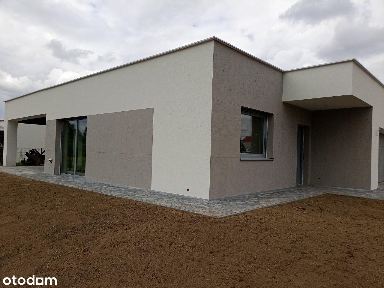 Dom jednorodzinny WYSOKI STANDARD