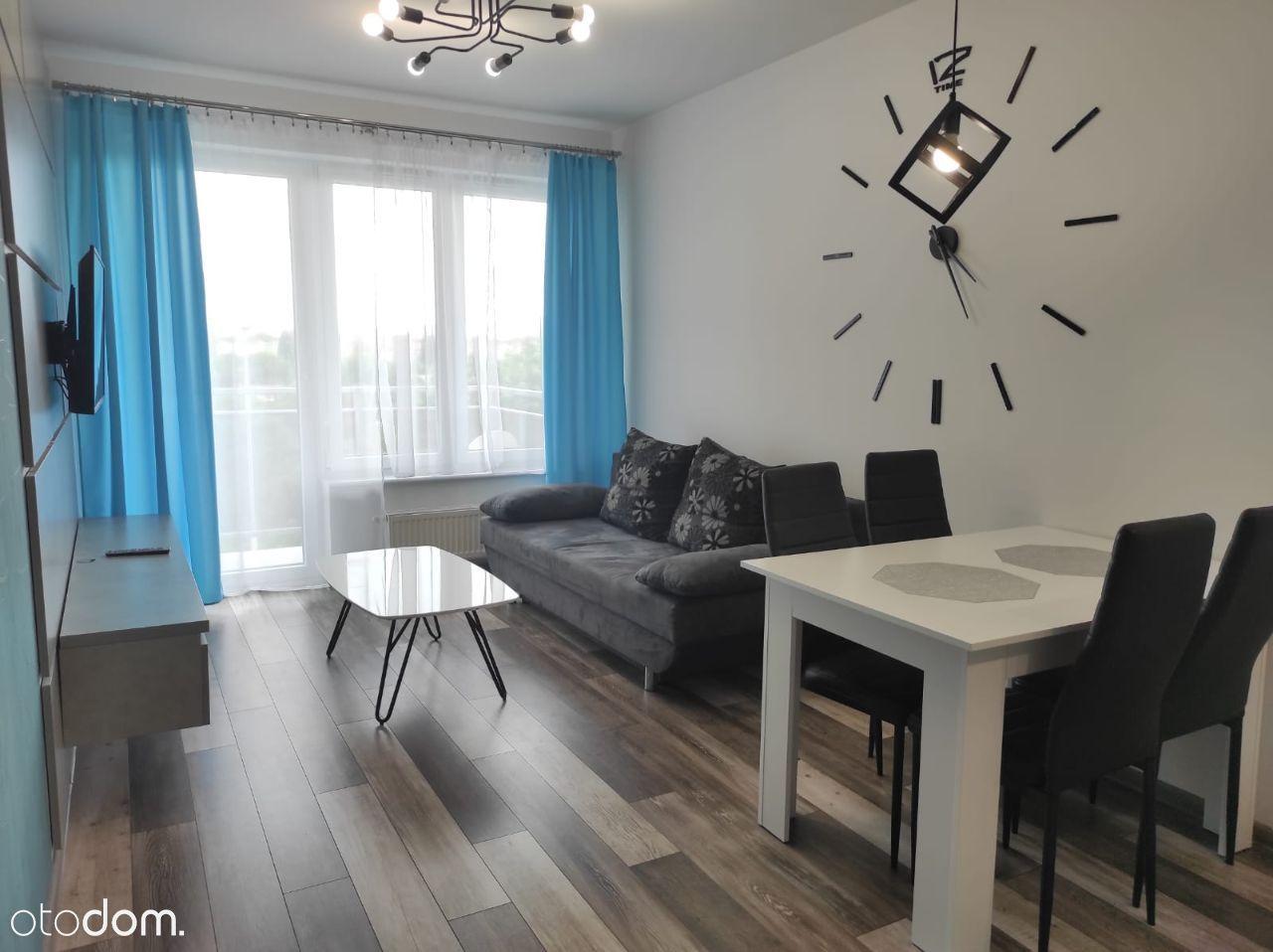 Nowe 2 pokojowe mieszkanie na Potulickiej