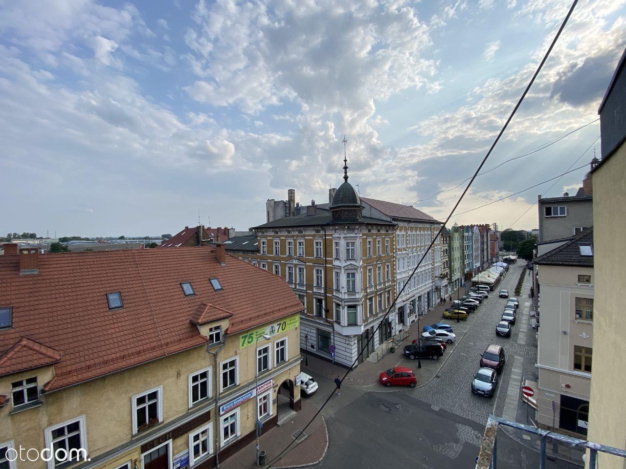 Kawalerka z balkonem i pięknym widokiem